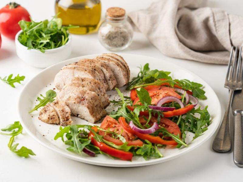dieta na mase jadłospis