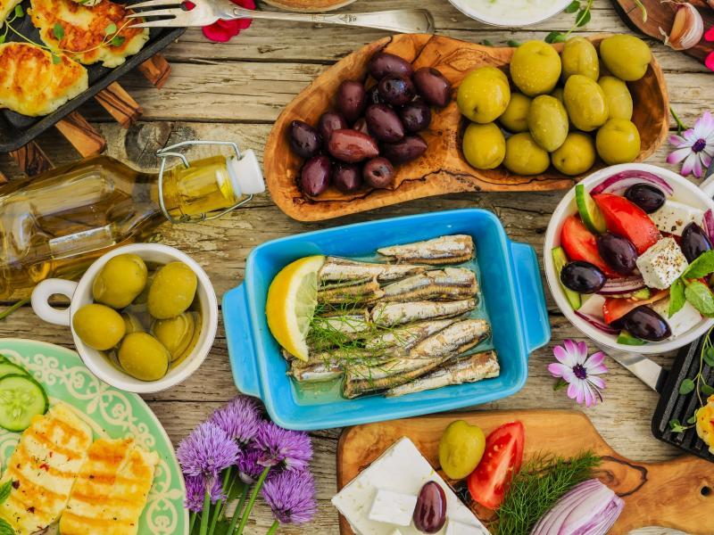 Dieta śródziemnomorska – HIT w zapobieganiu chorobom cywilizacyjnym! Mamy dla ciebie jadłospis!