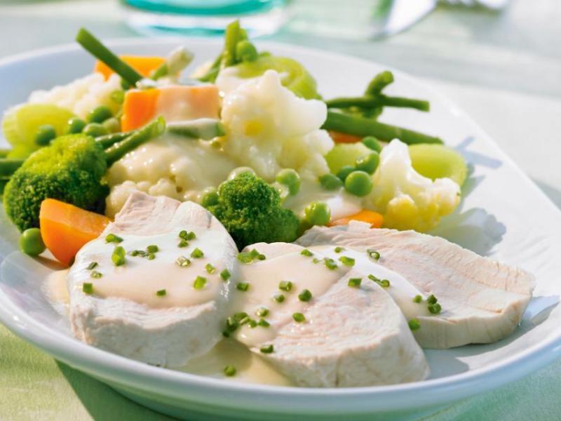 Dietetyczny kurczak