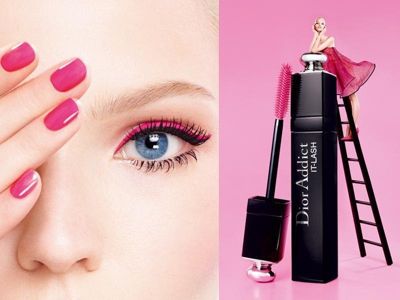 Dior Addict It-Lash w wibrujących kolorach