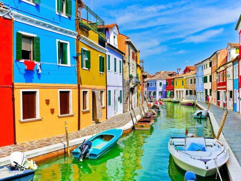 Dlaczego Burano może być lepsze niż Wenecja?