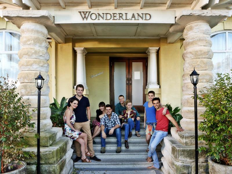 Przyjaciele z Wonderland