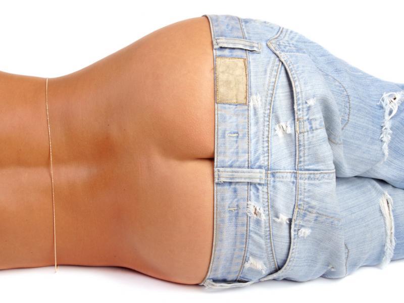 Dobierz spodnie dżinsowe do swojej figury