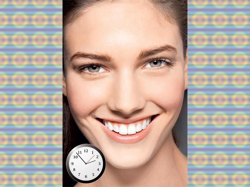 Dobowy rytm biologiczny skóry