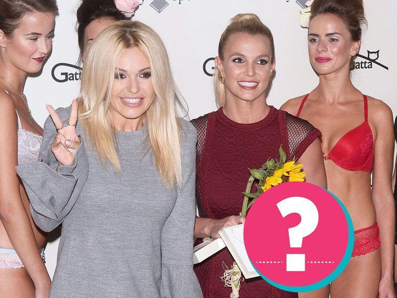 Doda i Britney Spears