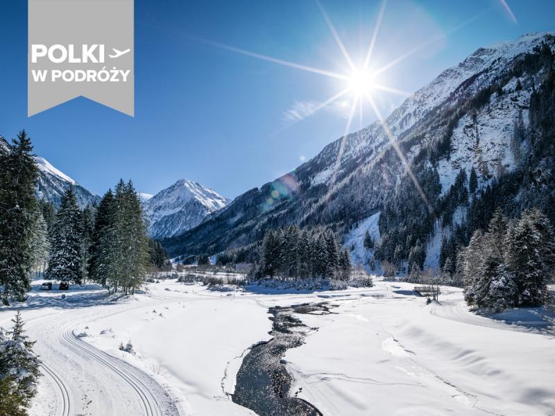 Dolina Stubai doskonała nie tylko na aktywny wypoczynek i to przez okrągły rok