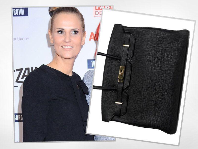 Dominika Tajner nosi najbardziej kultową [najdroższą] torebkę świata