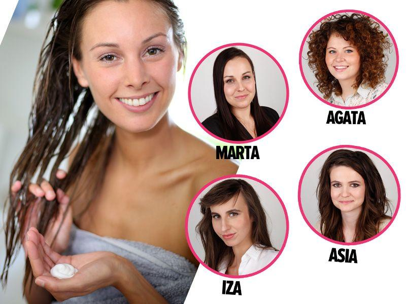 Domowe SPA - redaktorki zdradzają swoje sposoby na piękne włosy #2