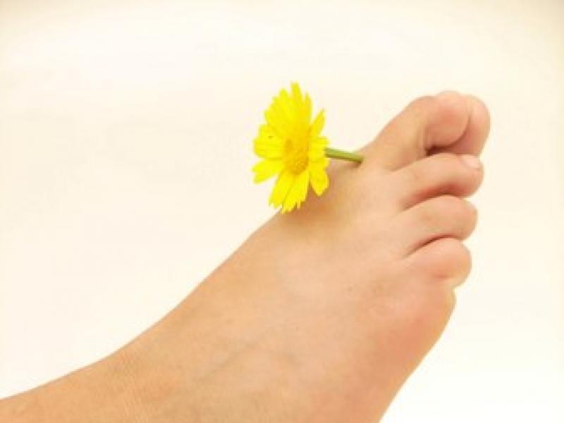 Domowe sposoby na regenerację stóp