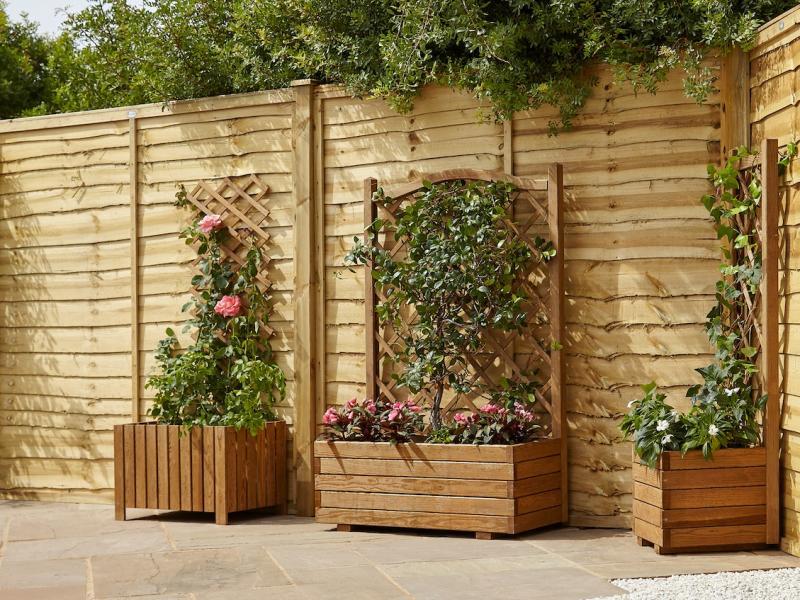 Donice Drewniane Do Domu I Ogrodu Rodzaje Kształty Jak