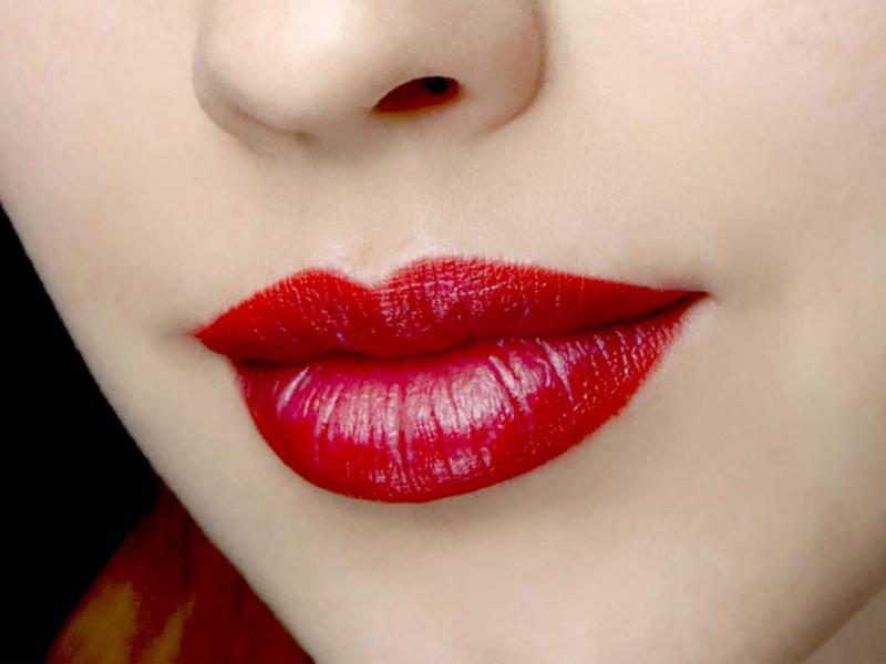 Doskonały makijaż ust