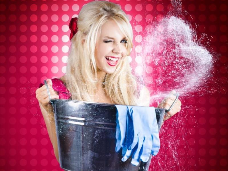 Dowiedz się, ile kcal spalasz w trakcie wykonywania prac domowych!