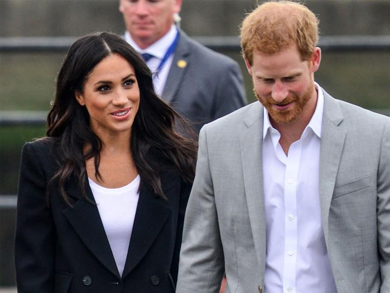 Dziecko Meghan i Harry'ego będzie wychowywane po królewsku? Nic z tych rzeczy!
