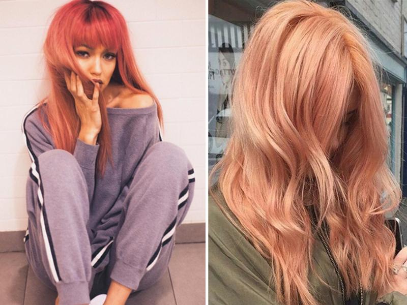 Dziewczyny oszalały na punkcie tego koloru włosów. Blorange podbija cały Instagram!