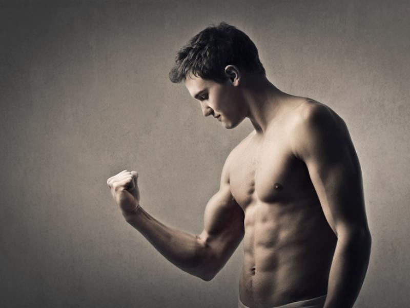 Ektomorfik i budowa masy mięśniowej/fot. Fotolia