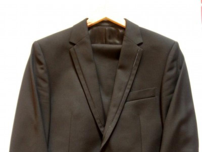 a37735e3908f0 Elegancki garnitur ślubny New Men - Garnitury, fraki - Ogłoszenie - Komis,  baza ogłoszeń - Polki.pl