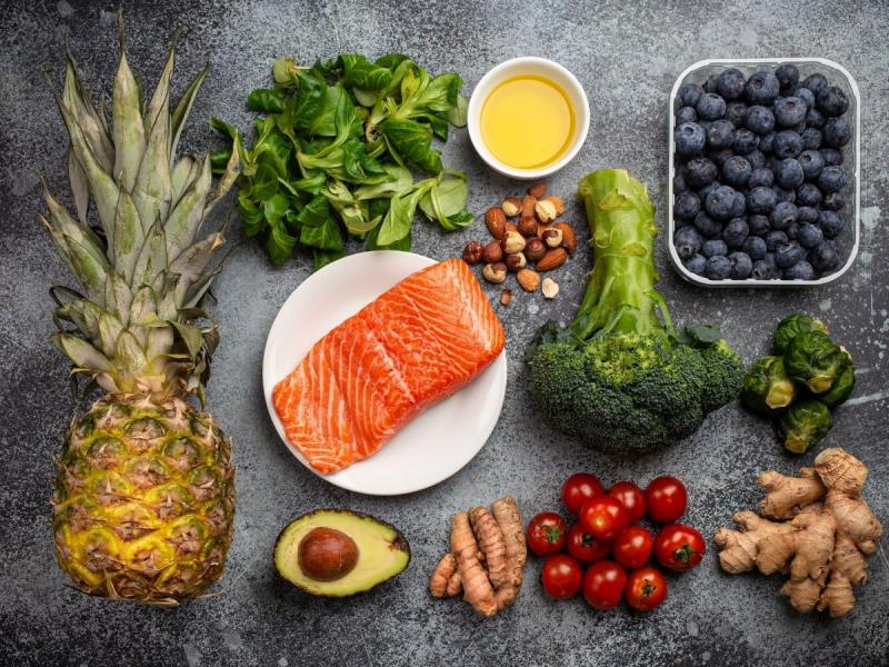 edmoetrioza dieta produkty