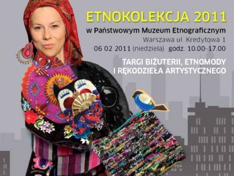 Etnokolekcja 2011 – targi biżuterii, etnomody i rękodzieła artystycznego