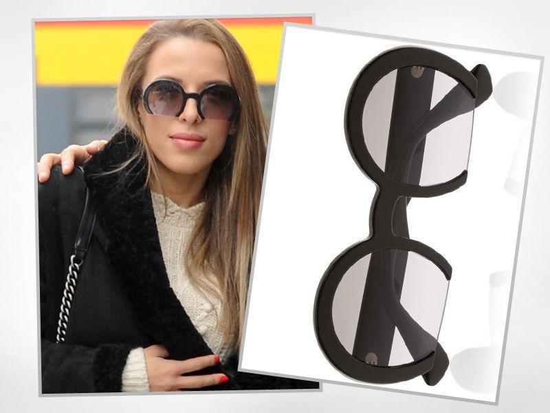 Ewa Chodakowska nosi designerskie okulary
