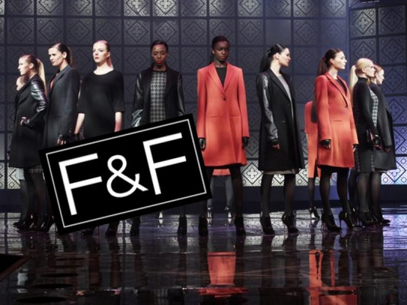 F&F - zobacz kolekcję na jesień 2012