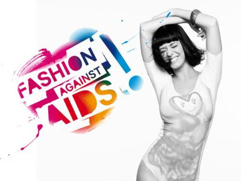 """Fashion against AIDS"" w H&M"