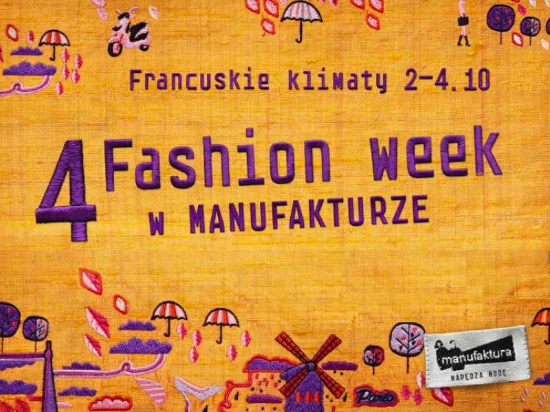 Fashion Week Manufaktura 2009