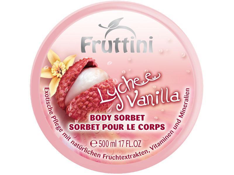 Fruttini  - energia lata ukryta w sorbecie