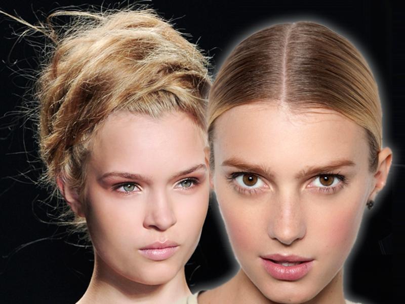 Fryzury na wiosnę 2013 - przegląd trendów