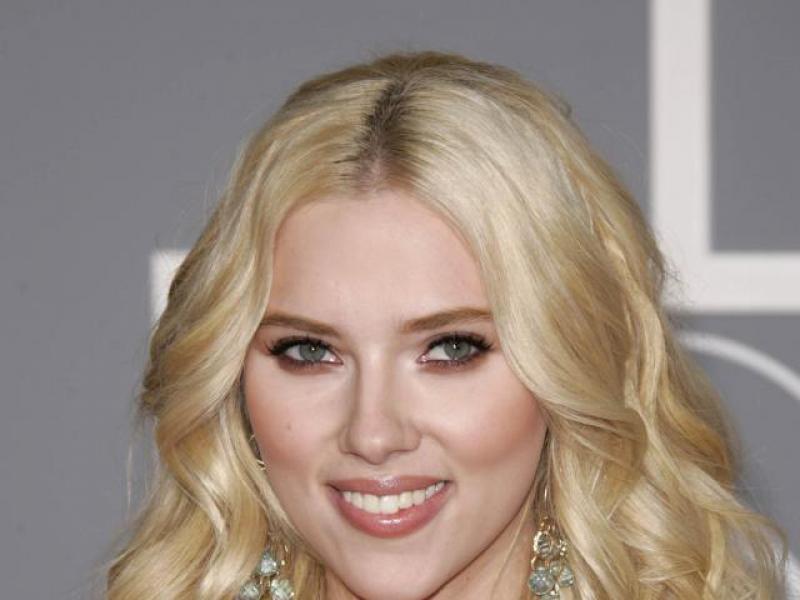 Fryzury Scarlett Johansson Fryzury Polkipl