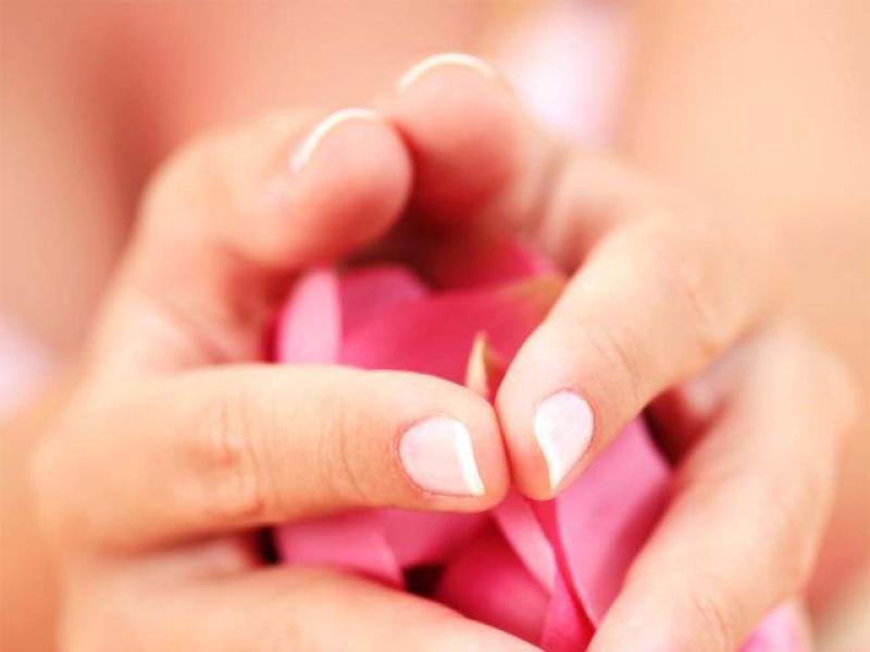 Gdy paznokcie żółkną