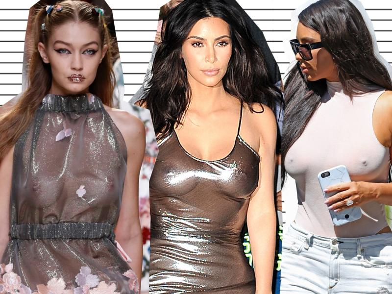 sutki Gigi Hadid i Kim Kardashian