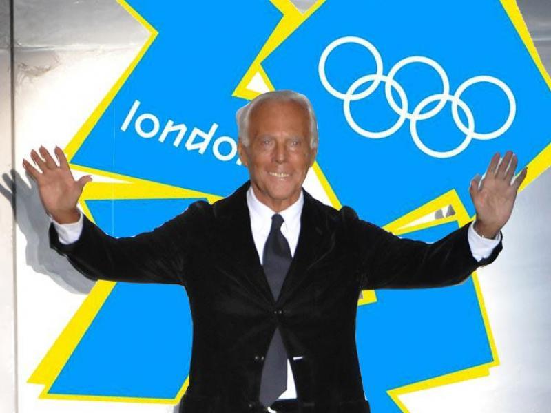 Giorgio Armani ubierze olimpijczyków