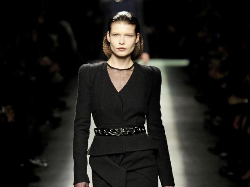 Givenchy kolekcja jesień-zima 2009/2010 (video)