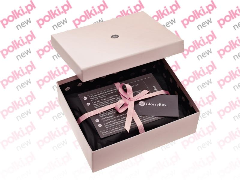 Glossybox - pudełko pełne niespodzianek