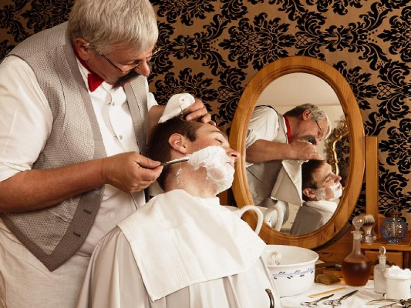 Golenie brzytwą – czy to przeżytek?