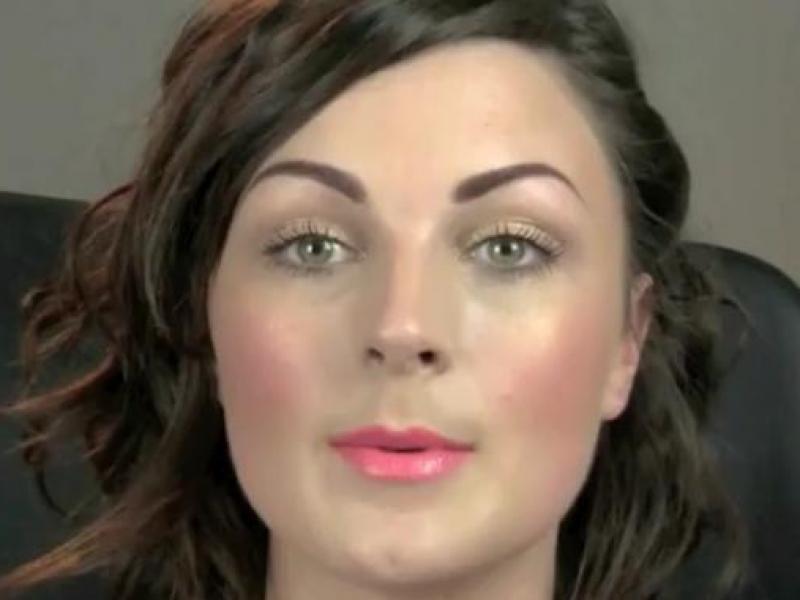 Gorący letni makijaż