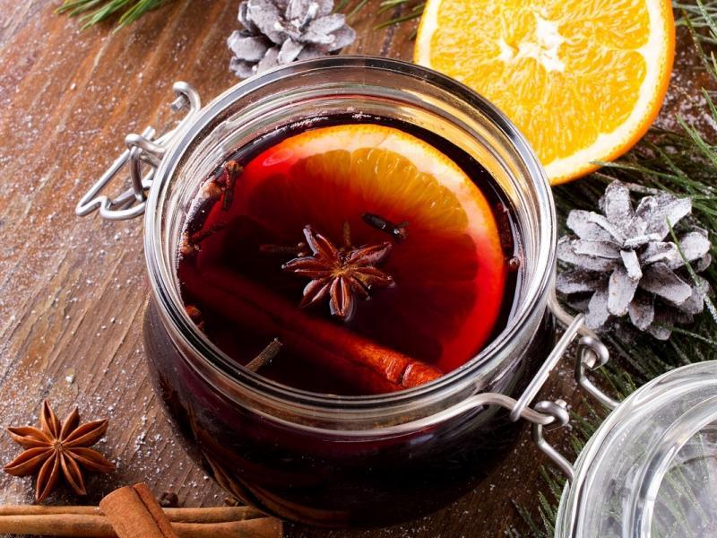 Grog herbaciany