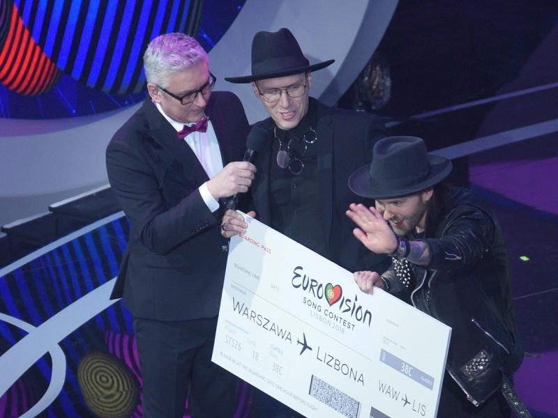 Gromme na polskich preselekcjach do Eurowizji 2018
