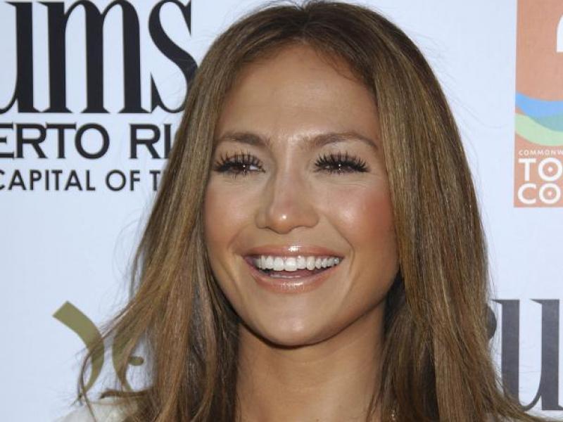 Gwiazda Jennifer Lopez Fryzury Polkipl