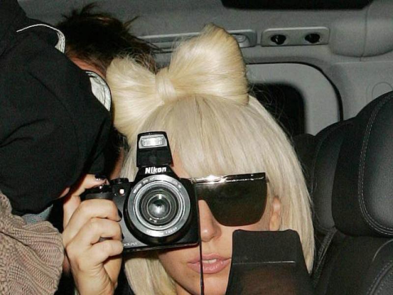Gwiazdy kopiują Lady Gagę