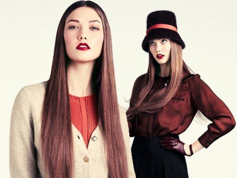 H&M - jesień-zima 2011: nowy lookbook