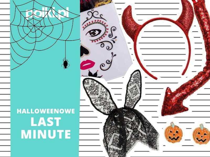 Halloween na ostatnią chwilę, czyli gdzie na szybko kupić modne gadżety
