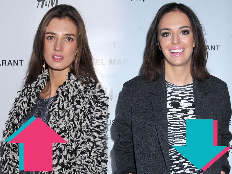 Hit & Kit na prezentacji kolekcji Isabel Marant dla H&M w Polsce