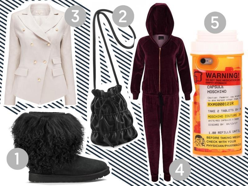 hity listopada - moda zima 2017