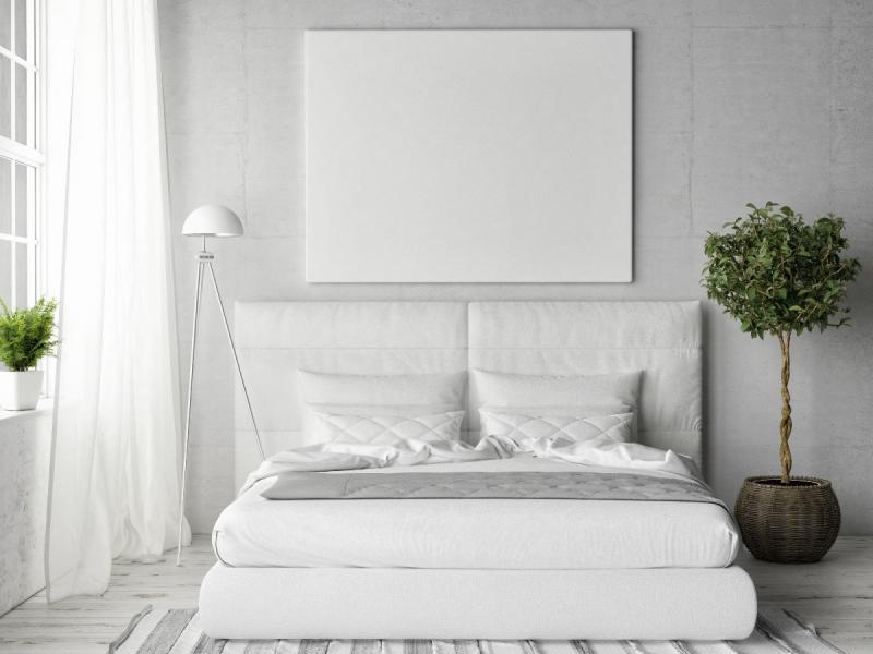 Biała Sypialnia Pomysły Na Sypialnię W Bieli Aranżacje