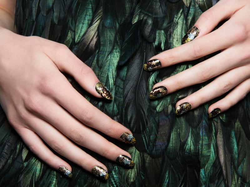 Hity z Instagrama: najmodniejsze paznokcie na Halloween 2017
