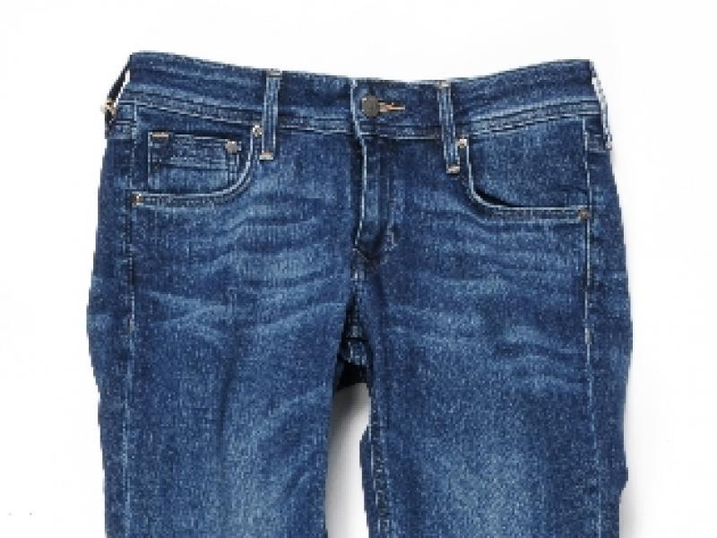 7f74cb4f0e5 Dżinsy o fasonie typu boot-cut, idealne dla kobiet o figurze gruszki, fot