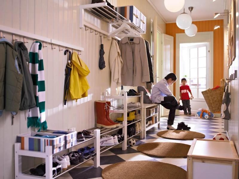 Ikea Dla Dzieci I Przedpokoju Aranżacje Wnętrz Polkipl