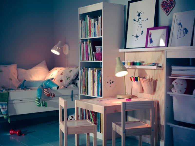 Ikea Pokój Który Ucieszy Każde Dziecko Aranżacje Wnętrz Polkipl