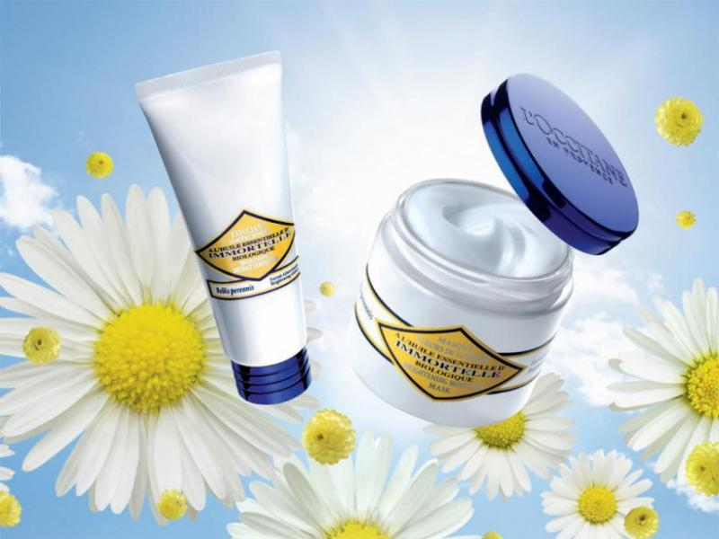 Immortelle Brightening